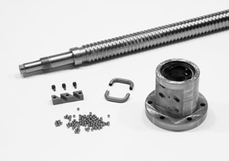 Precision Ball Screw Repair Services